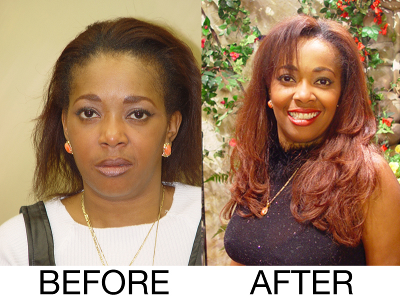 African American Hair Extensions Technique Gilberto Hair Center